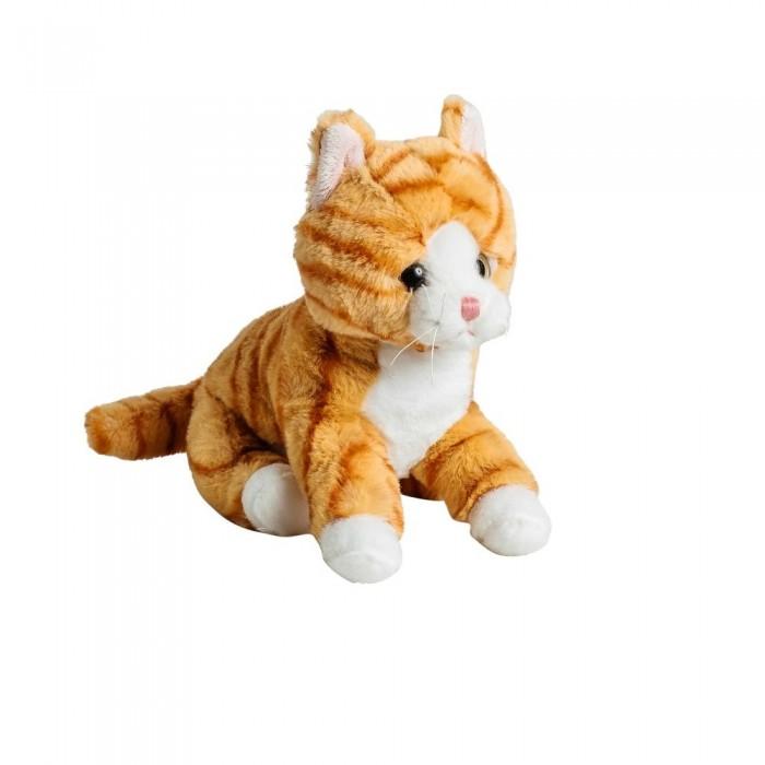 Фото - Мягкие игрушки Molli Кот рыжий 20 см мягкие игрушки molli бегемот 30 см