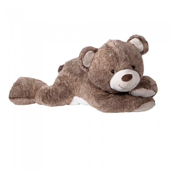Купить Мягкие игрушки, Мягкая игрушка Molli Мишка лежачий 80 см