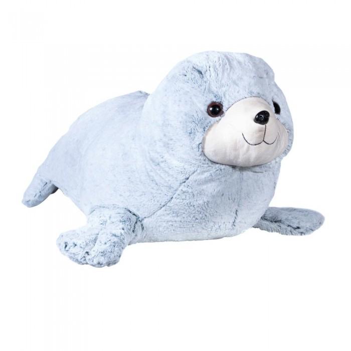 Фото - Мягкие игрушки Molli Морской котик 100 см мягкие игрушки molli бегемот 30 см
