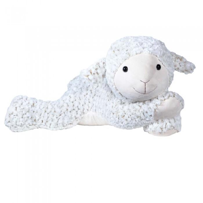 Купить Мягкие игрушки, Мягкая игрушка Molli Овечка лежачая 80 см