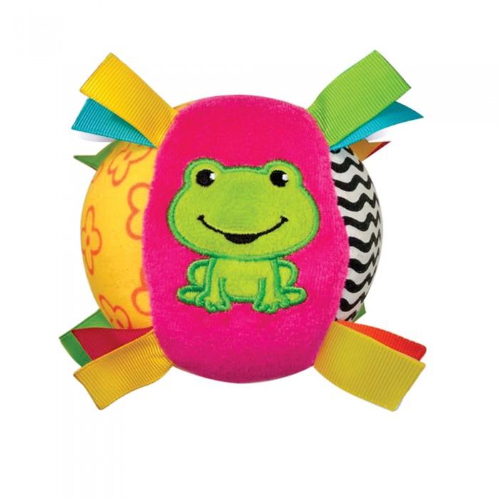 Купить Развивающие игрушки, Развивающая игрушка Азбукварик Мячик Песенка Люленьки Розовый
