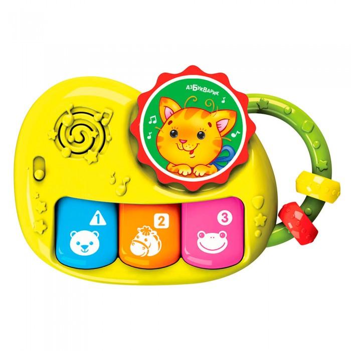 Развивающие игрушки Азбукварик Пианино Котенок Чудесенка Люленьки