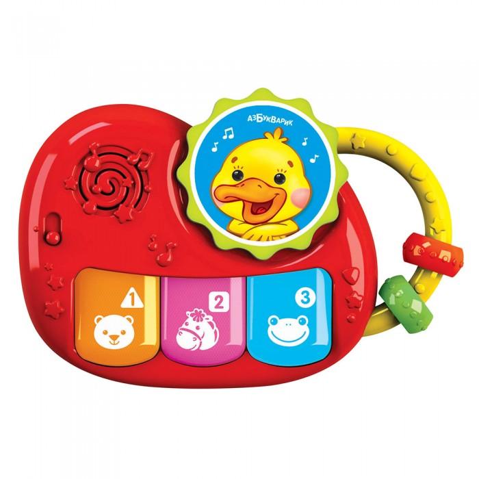 Развивающие игрушки Азбукварик Пианино Утенок Чудесенка Люленьки