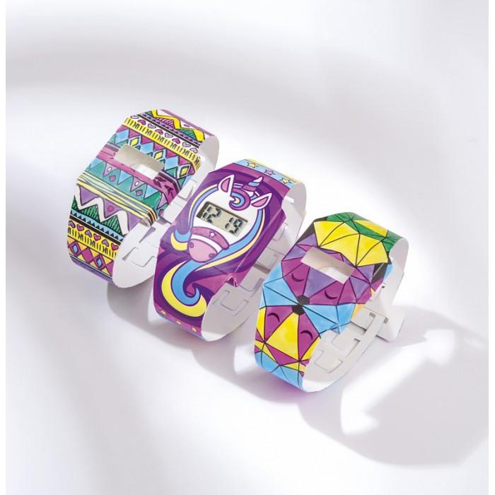 Купить Totum Набор для творчества Color In Watch в интернет магазине. Цены, фото, описания, характеристики, отзывы, обзоры