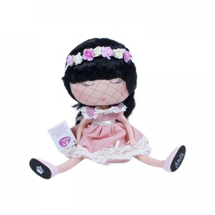 Купить Куклы и одежда для кукол, Berjuan S.L. Кукла Anekke Природа в розовом наряде 32 см
