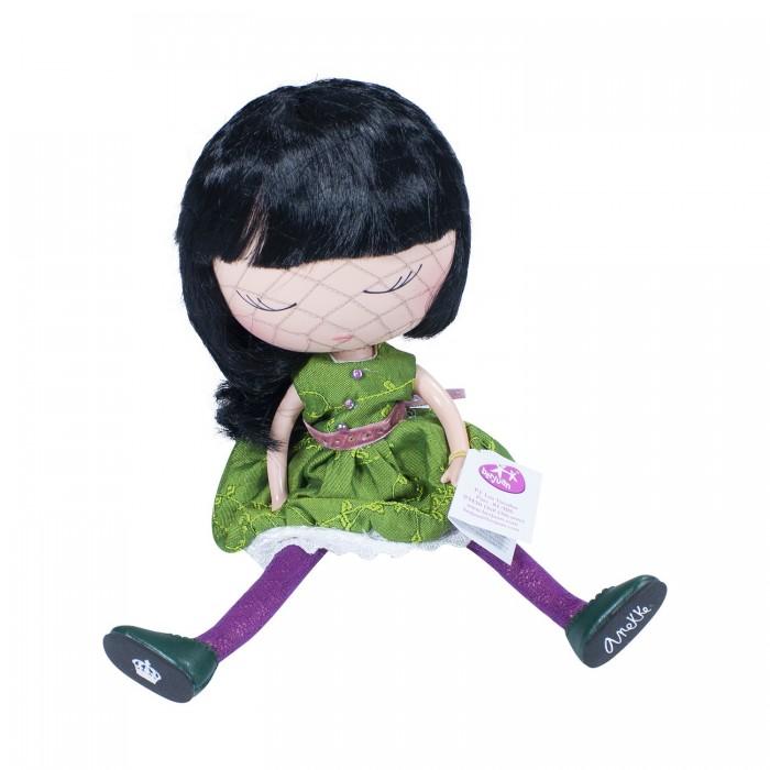 Купить Куклы и одежда для кукол, Berjuan S.L. Кукла Anekke Мечты в зеленом наряде 32 см