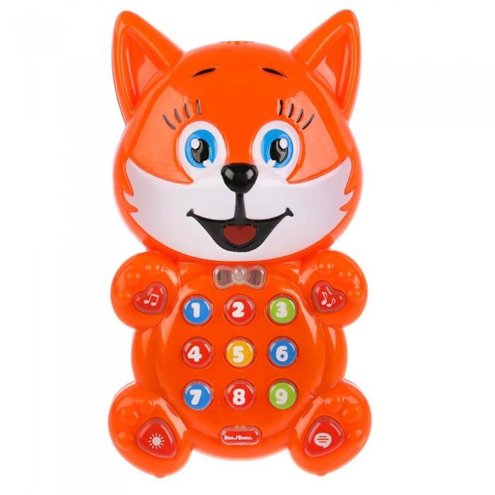 Электронные игрушки Умка Обучающий мультиплеер с проектором Весёлая лисичка