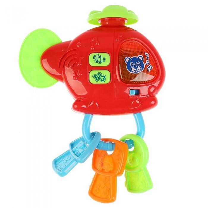 Электронные игрушки Умка Музыкальная игрушка Мой первый вертолёт