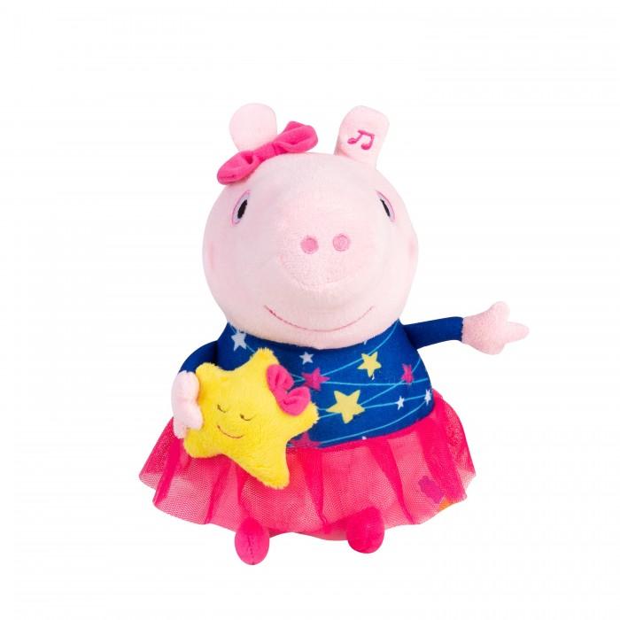 Купить Ночники, Свинка Пеппа (Peppa Pig) Мягкая игрушка-ночник