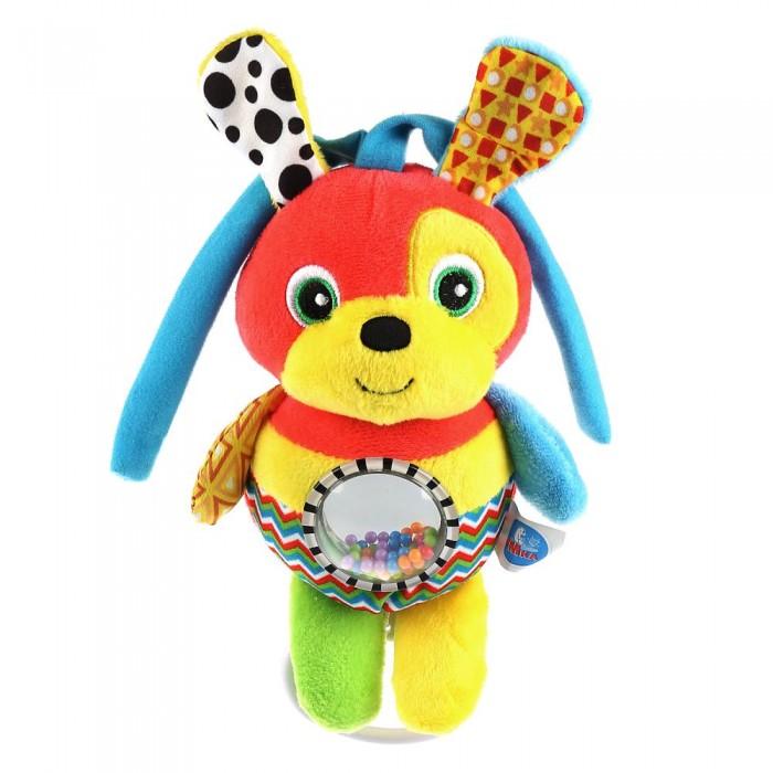 Подвесные игрушки Умка Музыкальная Любопытный щенок