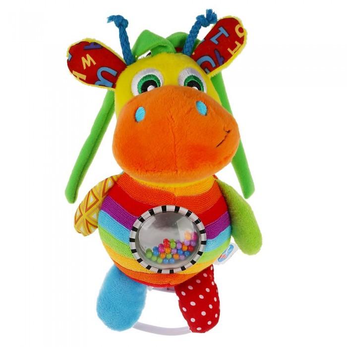 Подвесные игрушки Умка Музыкальная Весёлый жирафик