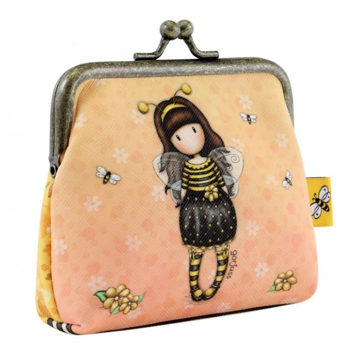 Купить Сумки для детей, Santoro London Кошелек на защелке Bee Loved