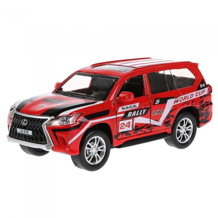 Купить Машины, Технопарк Машина Lexus LX-570 спорт 12 см
