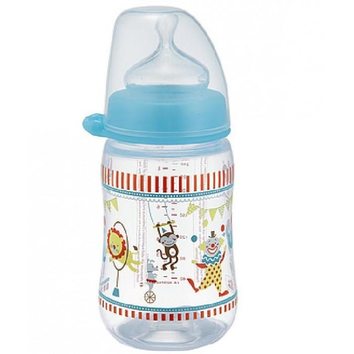 Купить Бутылочка NIP РР Boy Антиколиковая с силиконовой соской с 0 мес. 260 мл в интернет магазине. Цены, фото, описания, характеристики, отзывы, обзоры