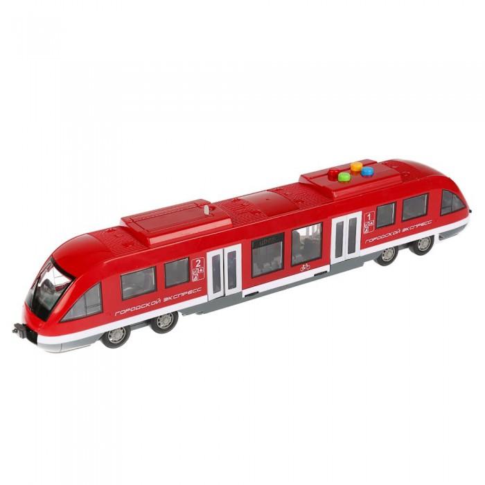Купить Железные дороги, Технопарк Городской экспресс 45 см