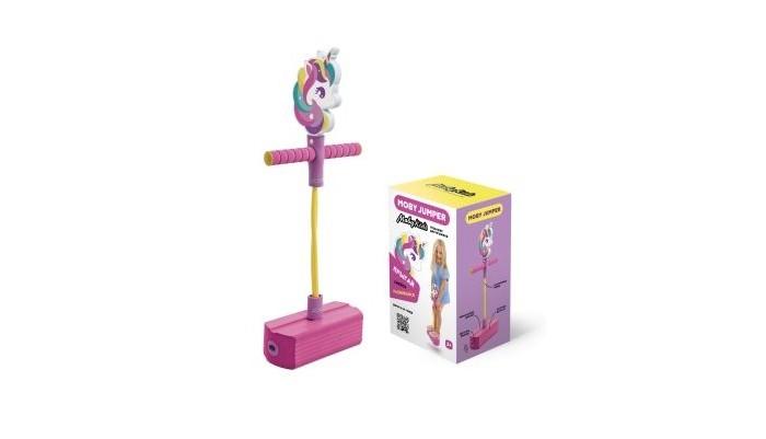 Купить Тренажеры, Moby Kids Jumper Тренажер для прыжков со звуком Единорог