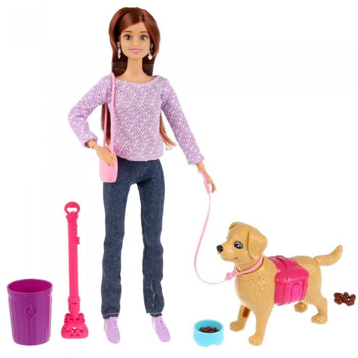 Купить Куклы и одежда для кукол, София и Алекс Кукла с питомцем и аксессуарами 29 см