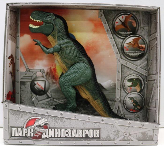 Купить Интерактивные игрушки, Интерактивная игрушка 1 Toy Динозавр тираннозавр Рекс