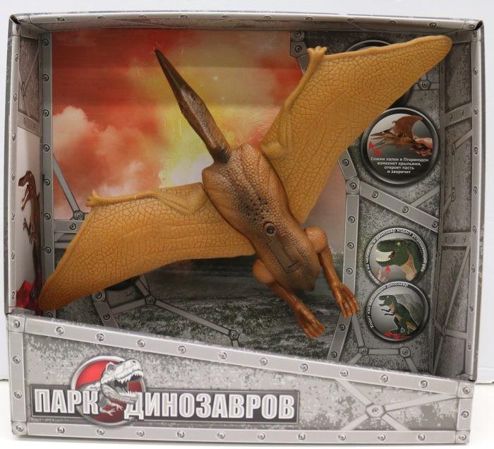 Купить Интерактивные игрушки, Интерактивная игрушка 1 Toy Динозавр птеранодон