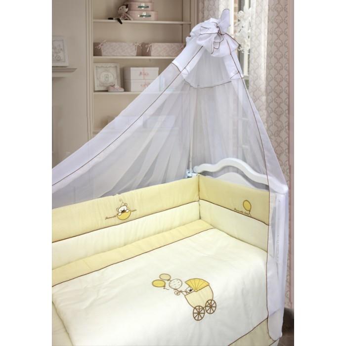 Постельные принадлежности , Комплекты в кроватку Bombus Мой малыш (7 предметов) арт: 8131 -  Комплекты в кроватку