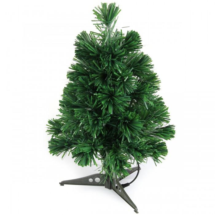 Картинка для Искусственные елки Веселый хоровод Ель декоративная светящаяся 45 см