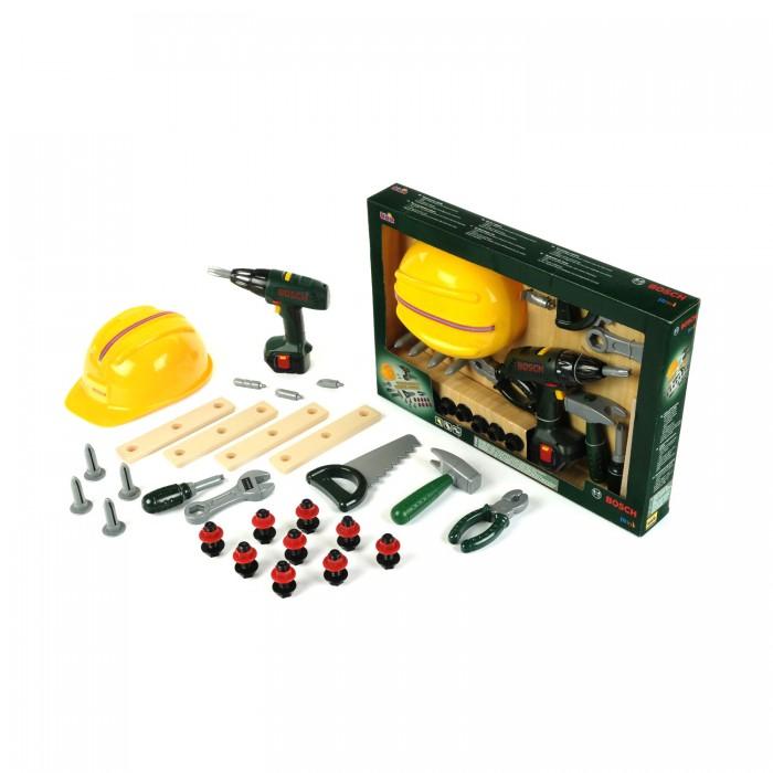 Фото - Ролевые игры Klein Игровой набор Bosch  с шуруповертом ролевые игры klein игровой набор bosch с шуруповертом