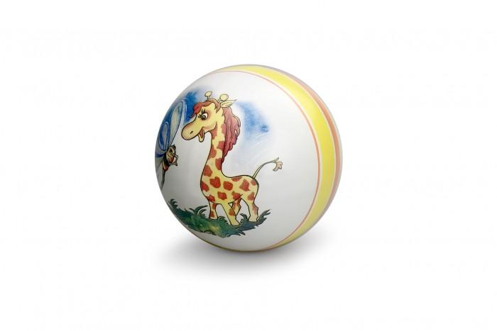 Мячики и прыгуны Чапаев Мяч с рисунком 200 мм