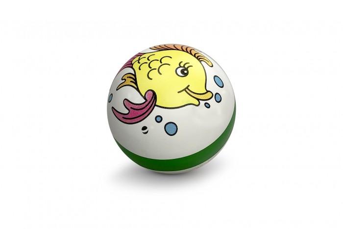 Мячики и прыгуны Чапаев Мяч с рисунком 75 мм мячики и прыгуны чапаев мяч серия классика 75 мм