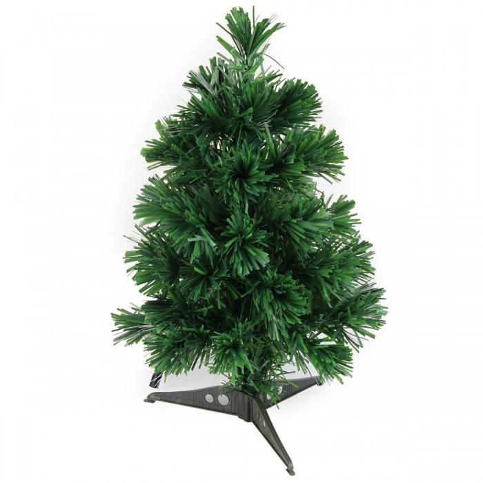 Картинка для Искусственные елки Веселый хоровод Ель декоративная светящаяся 45 см KL68990