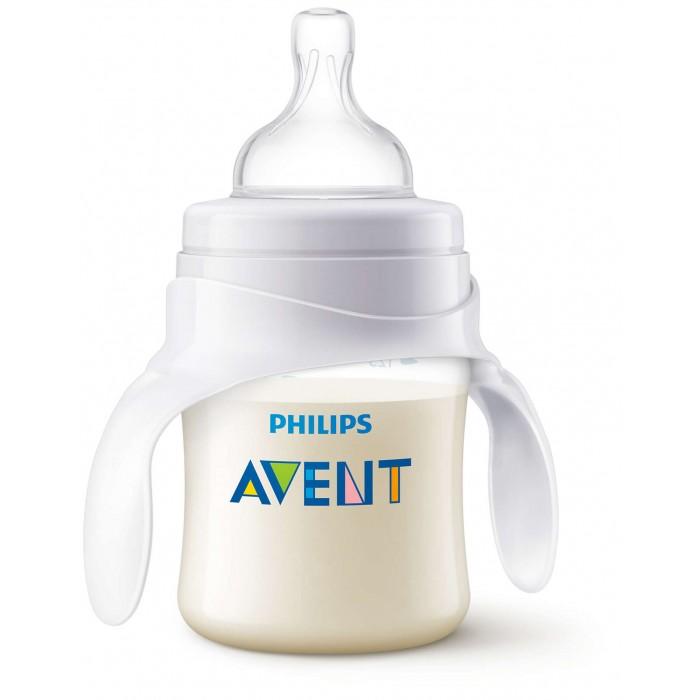 Купить Бутылочки, Бутылочка Philips Avent Anti-colic с ручками 125 мл
