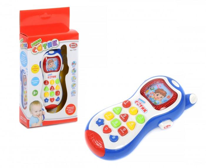 Развивающие игрушки Play Smart Телефон 7334/DT