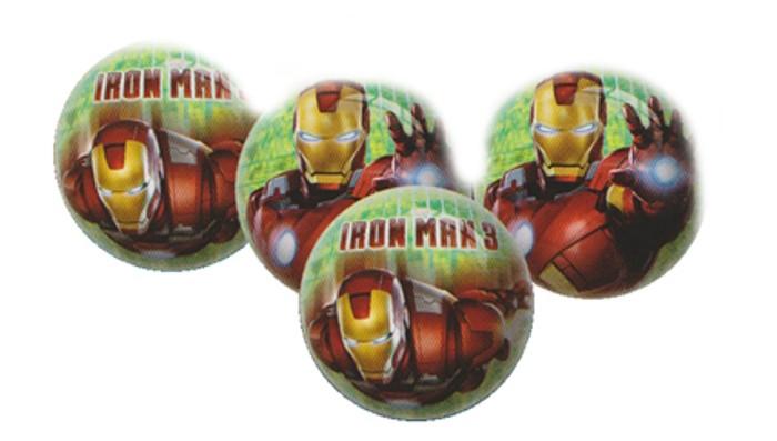 Мячики и прыгуны Unice Мяч Железный человек 15 см unice винкс 15 см