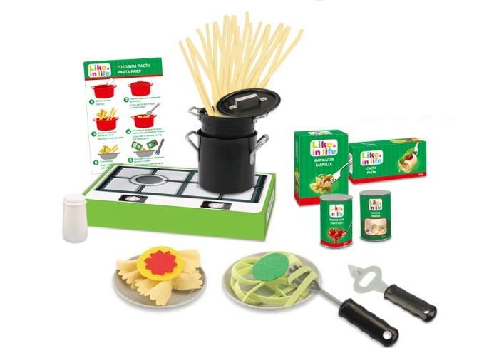 Купить Ролевые игры, S+S Toys Набор Кухня с продуктами