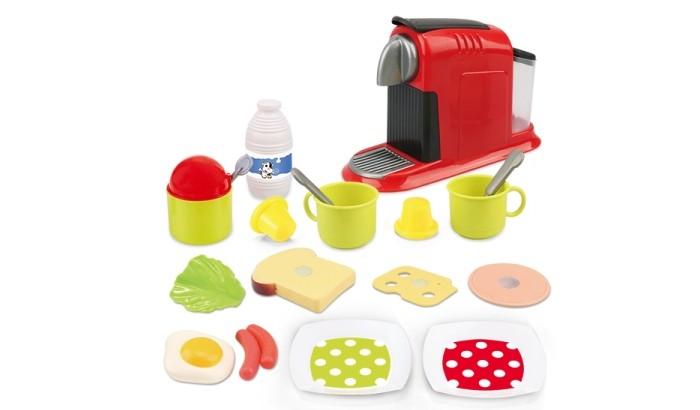 Купить Ролевые игры, S+S Toys Набор Кофемашина, продукты и посуда