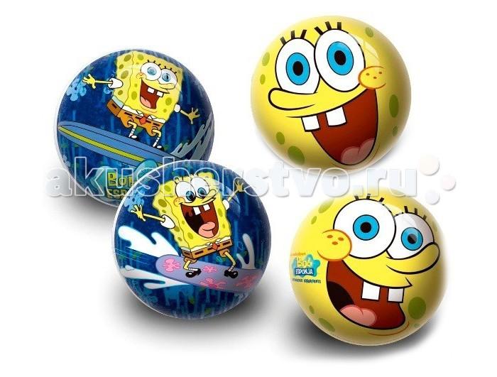 Мячики и прыгуны Unice Мяч Губка Боб 15 см unice винкс 15 см