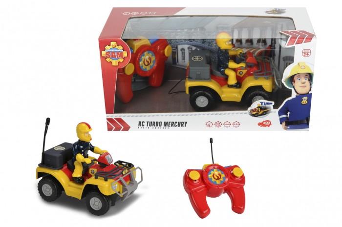 Машины Dickie Пожарный Сэм Квадроцикл квадроцикл dickie 3099613