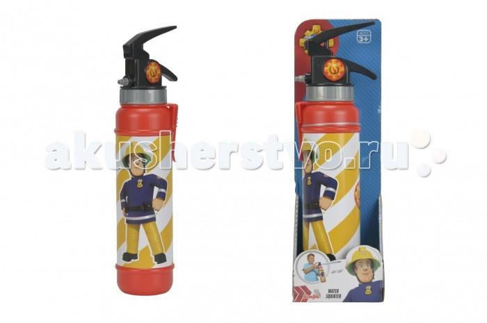 Игрушечное оружие Simba Пожарный Сэм водное оружие - огнетушитель