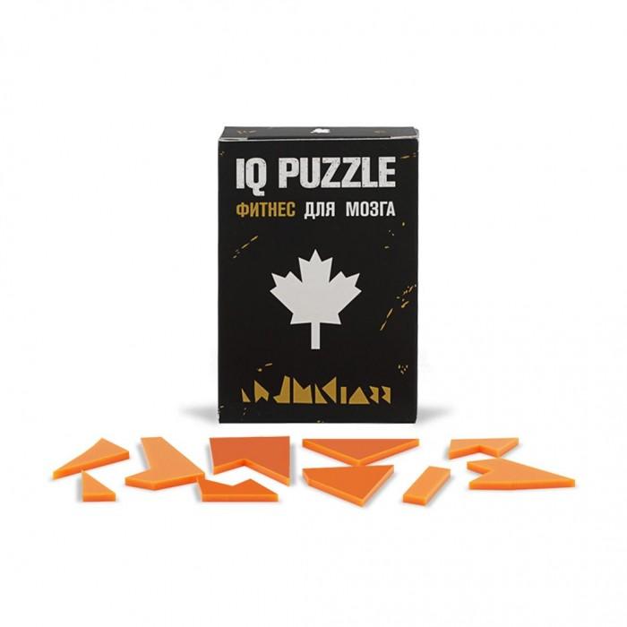 Настольные игры IQ Puzzle Головоломка Кленовый лист printio кленовый лист