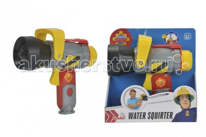 Игрушечное оружие Simba Пожарный Сэм Водное оружие simba сортер грибок