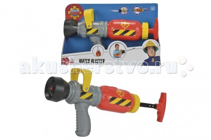 Игрушечное оружие Simba Пожарный Сэм Водный бластер игрушечное оружие yako игрушечное оружие 2 в 1 y4640125