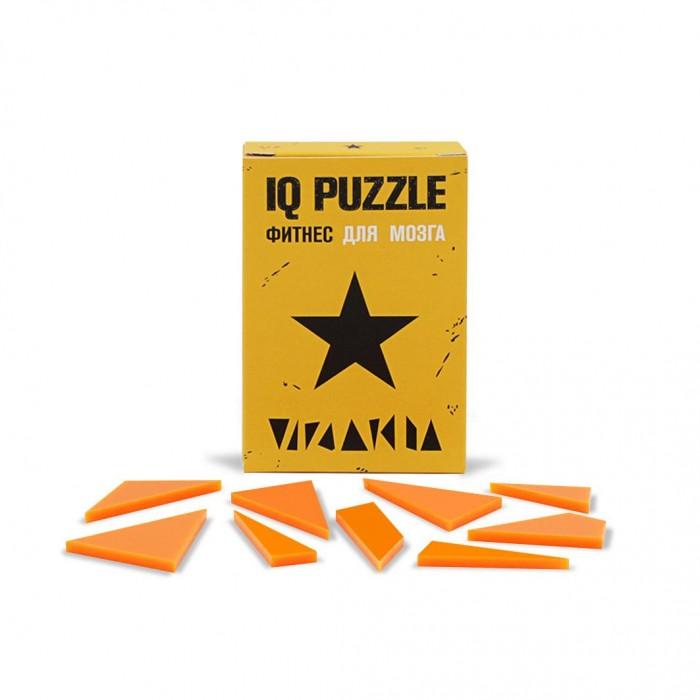 Настольные игры IQ Puzzle Головоломка Пятиконечная звезда головоломка сима тойс звезда