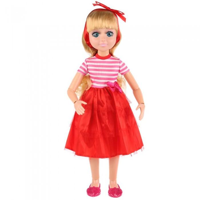 Картинка для Куклы и одежда для кукол Карапуз Кукла функциональная Кристина 46 см