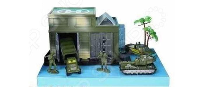 Игровые наборы Zhorya Военный набор zhorya набор городская автомойка 3 машинки 47 6 3 32 5см