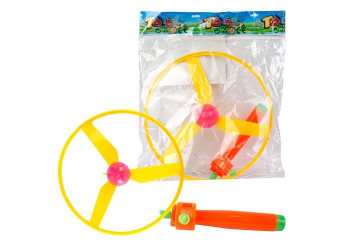 Развивающие игрушки 1 Toy Фрисби со светом 15 см