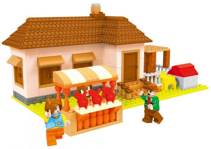 Сборные модели Ausini Фермерская лавка (293 детали)