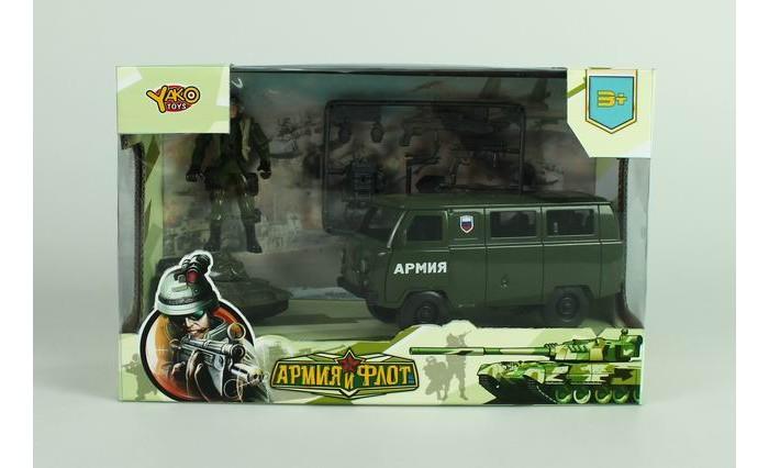 Машины Yako Набор Армия и Флот танк yako амфибия y 12272002