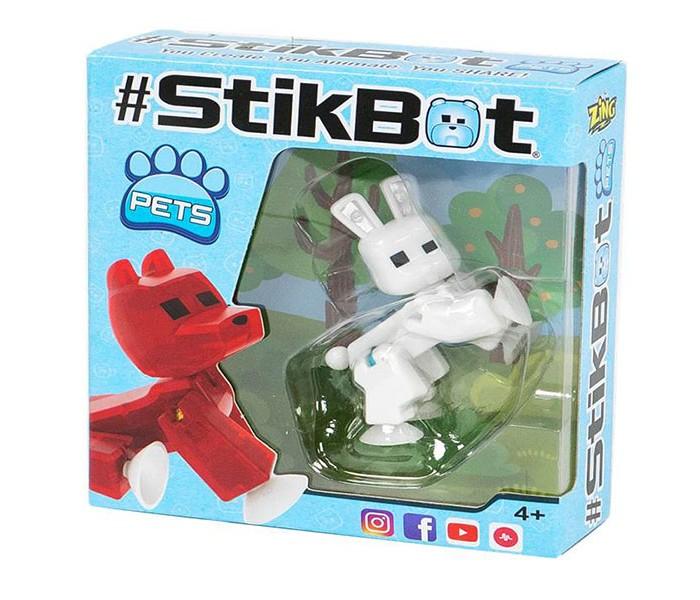 Игровые наборы Stikbot Игрушка фигурка питомца