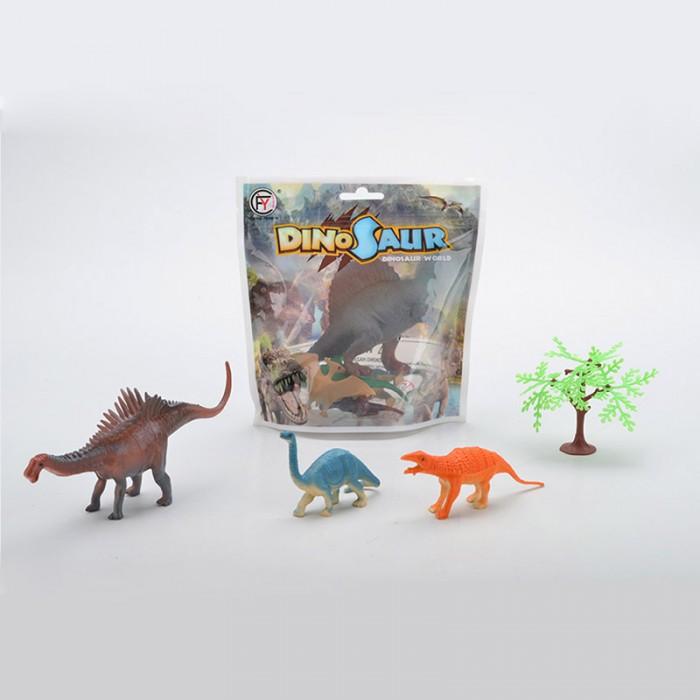 Игровые наборы China Bright Pacific Набор Динозавры 8803-3/DT