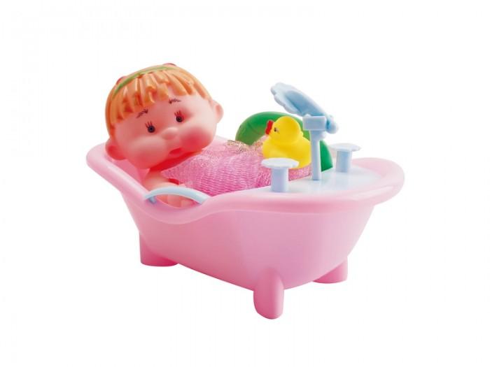 Куклы и одежда для кукол Yako Пупс с ванными аксессуарами Y23876004 игра yako y18614047