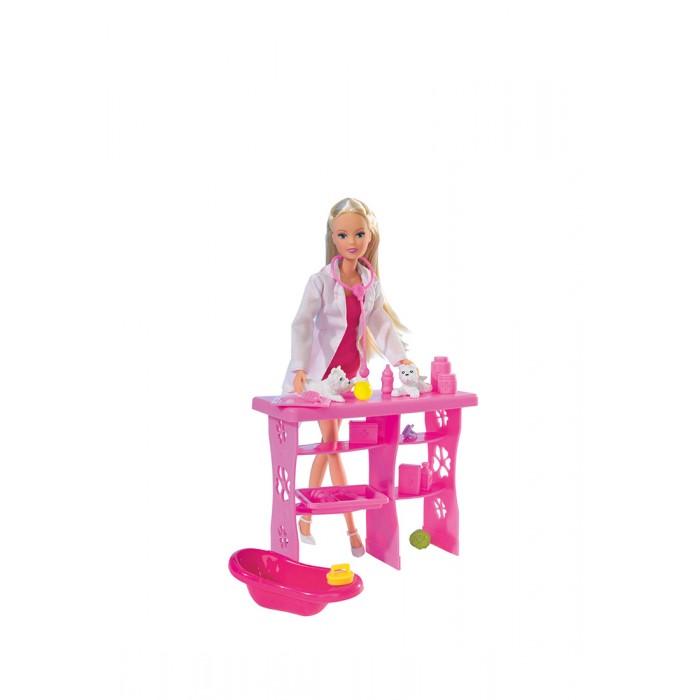 Игровые наборы Simba Кукла Штеффи-ветеринар